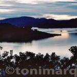 Lago Bunyonyi. Uganda