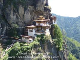 Paro. Bután
